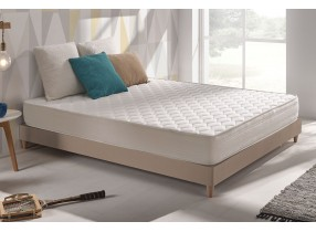 Extratex mattress made of Blue Latex® and Aquapur® adaptive foam.