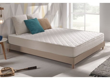 matelas extratex en mousse effet m moire aquapur et blue latex. Black Bedroom Furniture Sets. Home Design Ideas