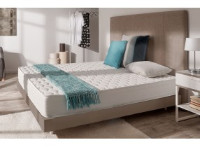 Matelas Sensotex en mousse Aquapur® et Blue-Latex®