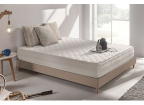 AQUASOFT memory foam mattress with Viscotex® and Blue Latex®