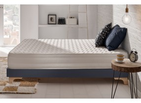 Matelas Excellence en mousse à mémoire Viscotex et Blue Latex®