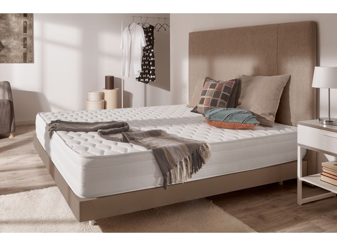 matelas divinity en mousse m moire viscotex et blue latex. Black Bedroom Furniture Sets. Home Design Ideas