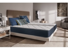 Ideal Visco memory foam mattress with Thermosoft®