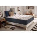 Supravisco memory foam mattress with Thermosoft®