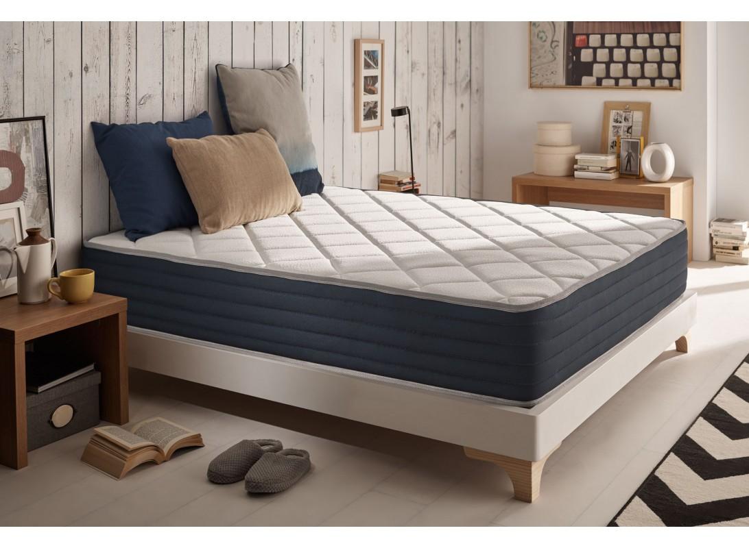 matelas supravisco en mousse m moire thermosoft. Black Bedroom Furniture Sets. Home Design Ideas