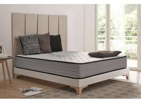 matelas no stress m moire de forme et coutil aux fibres de carbone. Black Bedroom Furniture Sets. Home Design Ideas
