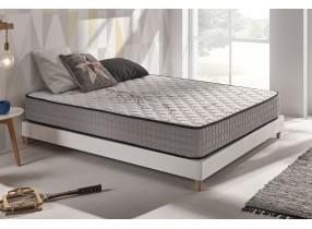 Stop Stress memory foam mattress with carbon fibers