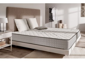 Tranquility memory foam mattress with carbon fibers