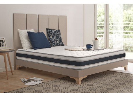 matelas grandconfort en blue latex et aquapur. Black Bedroom Furniture Sets. Home Design Ideas