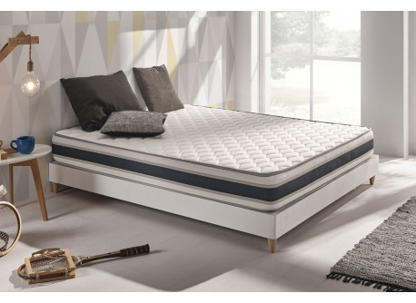 Matelas Top Confort en Blue Latex® et Aquapur®