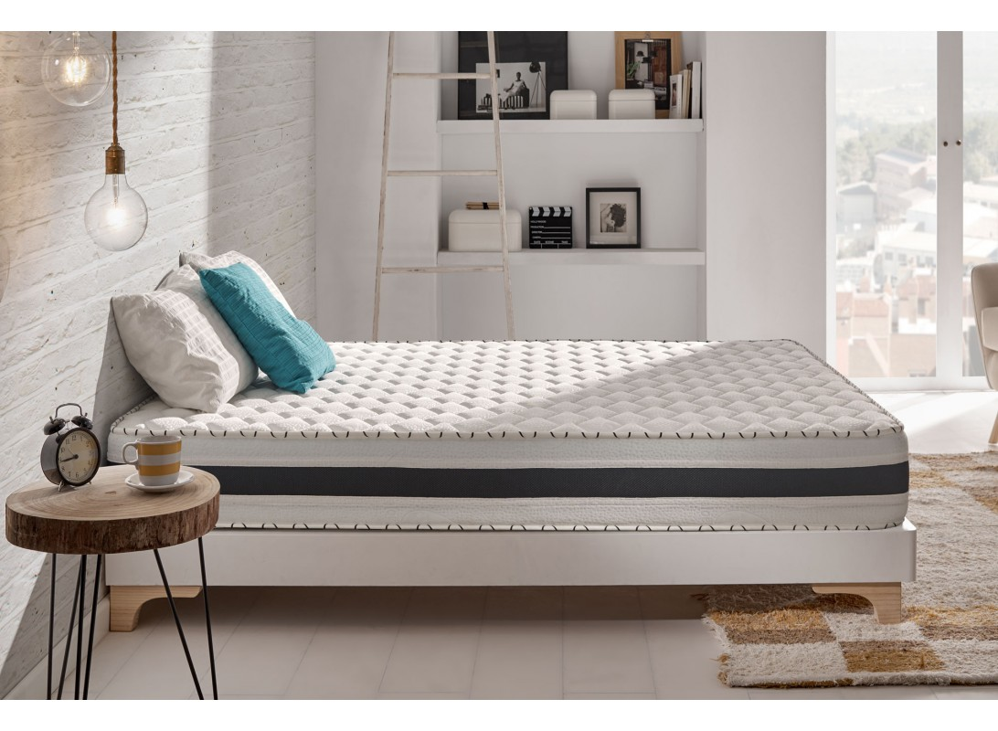 matelas m moire de forme vera memory 21 cm. Black Bedroom Furniture Sets. Home Design Ideas