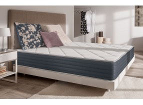 Active dual-sided memory foam mattress