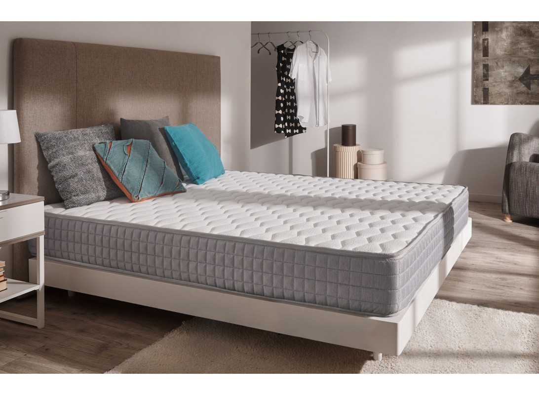 matelas dreamy en mousse m moire viscotex. Black Bedroom Furniture Sets. Home Design Ideas