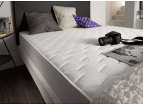 Matelas Eternity en mousse à mémoire Viscotex® ergonomique