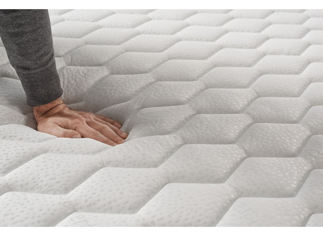 matelas eternity en mousse m moire viscotex ergonomique. Black Bedroom Furniture Sets. Home Design Ideas