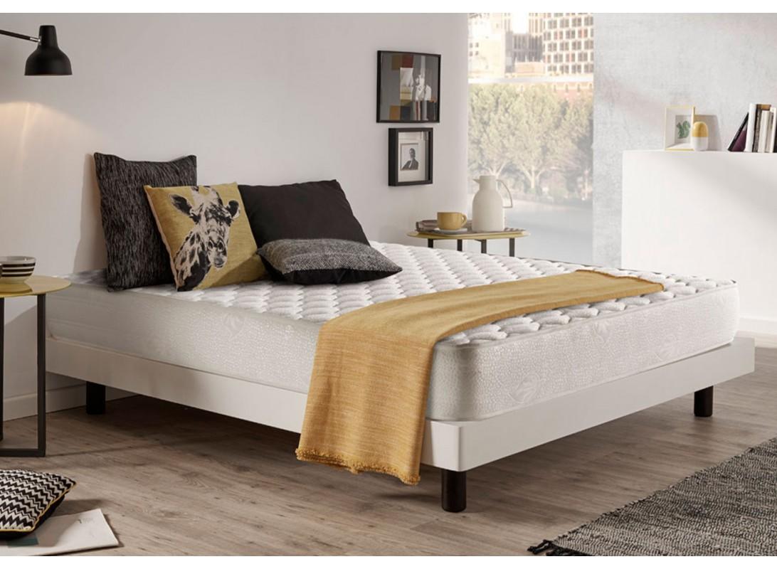 matelas ergo en mousse m moire viscotex bi densit ergonomique. Black Bedroom Furniture Sets. Home Design Ideas