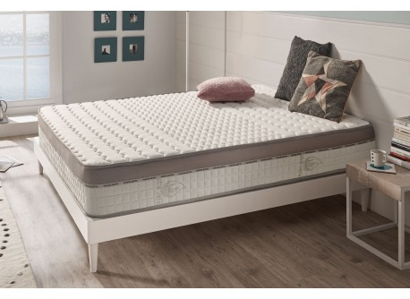Matelas Visco Plus à mémoire de forme Thermosoft 2 faces