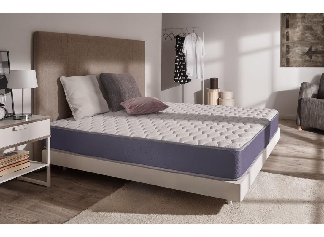 matelas gel intense en mousse m moire de forme gel fresh. Black Bedroom Furniture Sets. Home Design Ideas