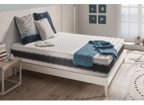 Colchón Eden Memory con espuma visco elástica Viscotex®, Gel Fresh® y Aquapur®.