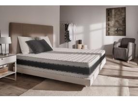 Colchón Luxe Memory fabricado con espuma visco elástica Viscotex®, Gel Fresh® y Aquapur®.