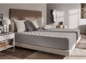 Extra Memory memory foam mattress with a velvet cover