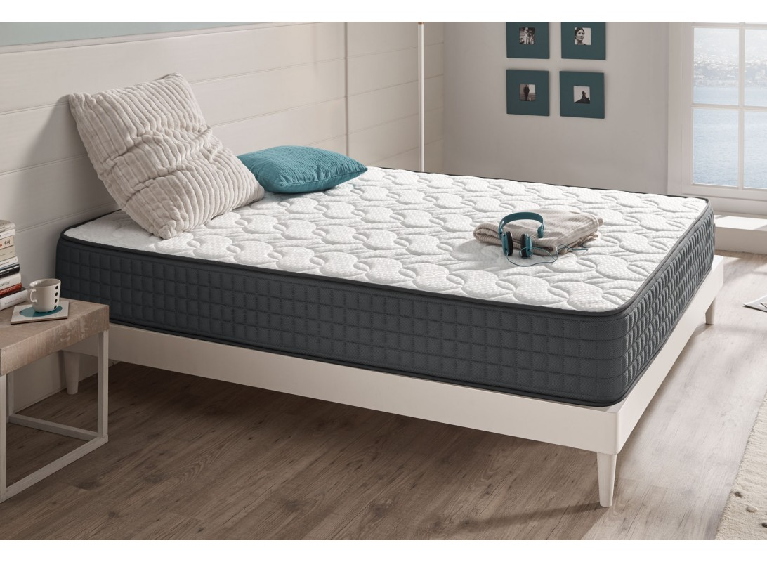 matelas maxi graphene en mousse m moire visco graphene. Black Bedroom Furniture Sets. Home Design Ideas