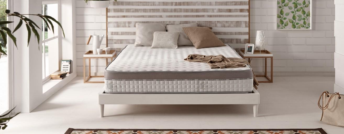 Extravisco dual-sided memory foam mattress