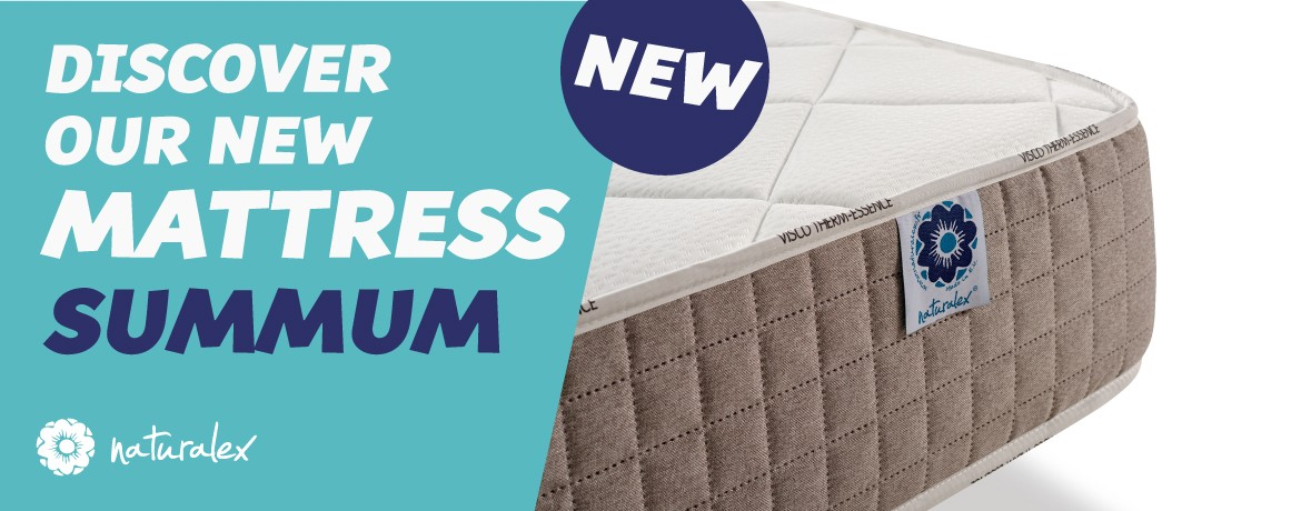Check out our new memory foam SUMMUM mattress