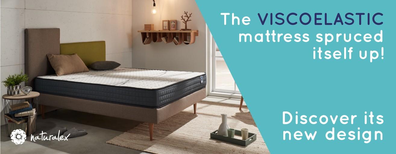 New viscoelastic mattress